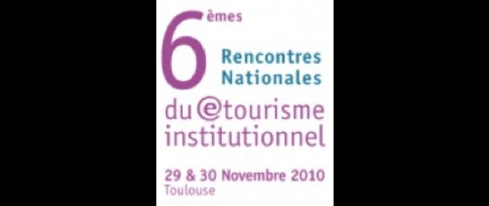 rencontre nationale du e tourisme