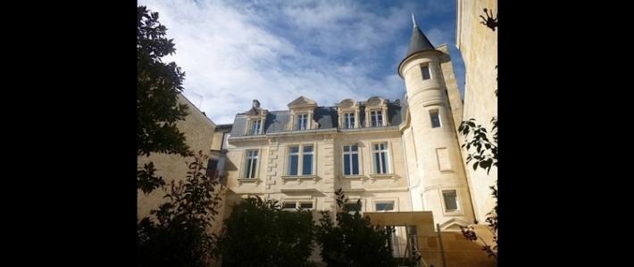 Bordeaux nouveau petit h tel de luxe le webzine des for Hotel de luxe bordeaux